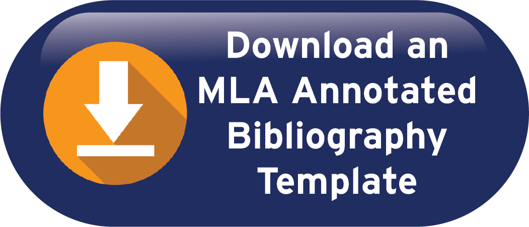 Download a MLA Annotated Bibliography Template